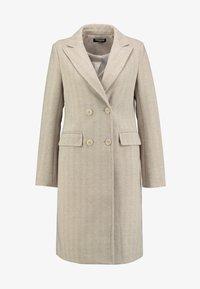 Fashion Union - TONEY - Zimní kabát - beige - 4