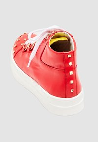 faina - Sneakers hoog - red - 4