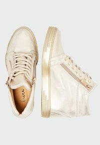 faina - Baskets basses - gold - 2