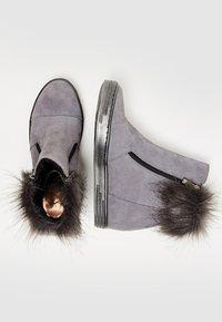 faina - Winter boots - grey - 2