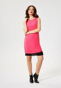 faina - Robe d'été - pink - 1