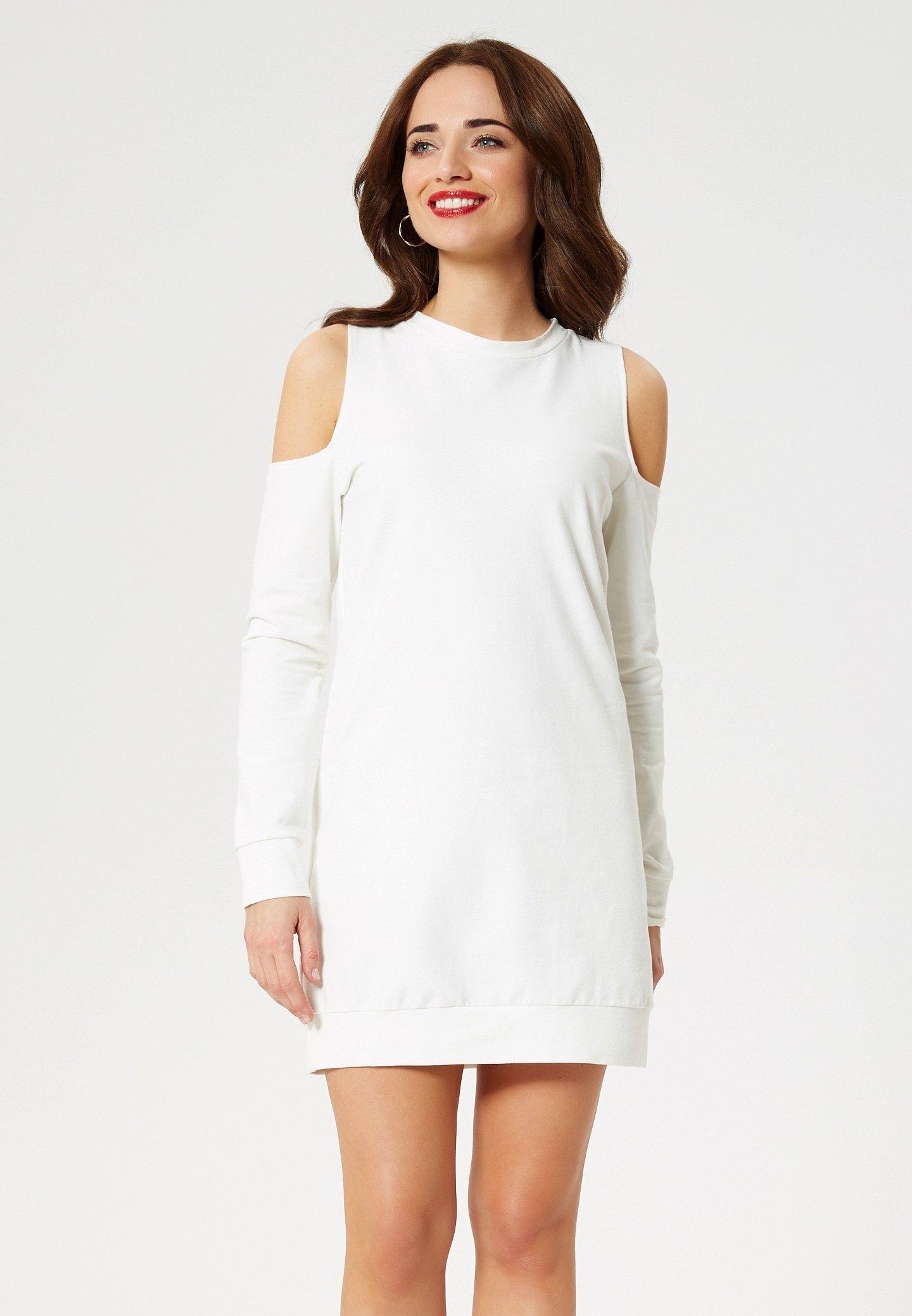 Faina Vestito estivo - bianco ecru