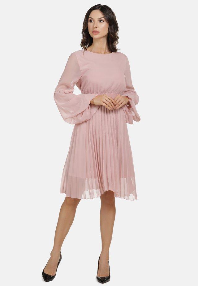 ABENDKLEID - Day dress - rosa
