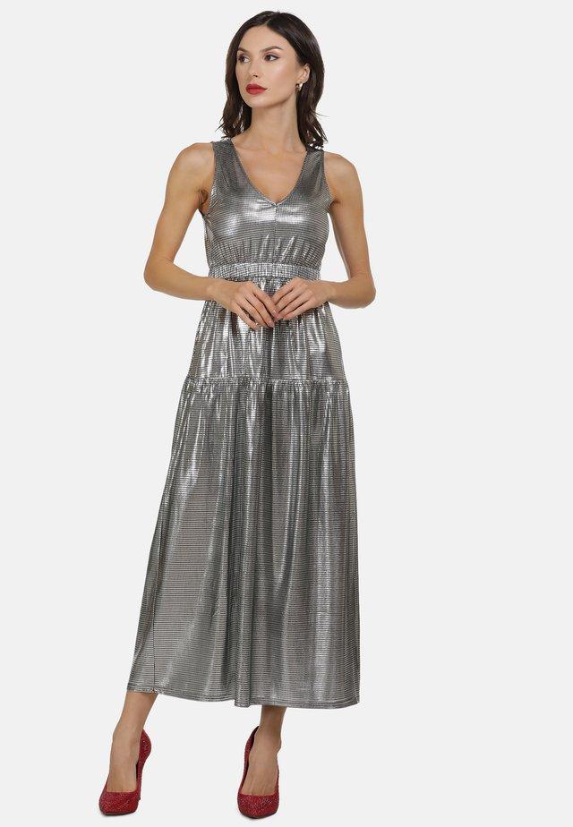 KLEID - Suknia balowa - silber