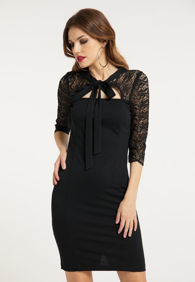 ETUIKLEID - Pouzdrové šaty - schwarz