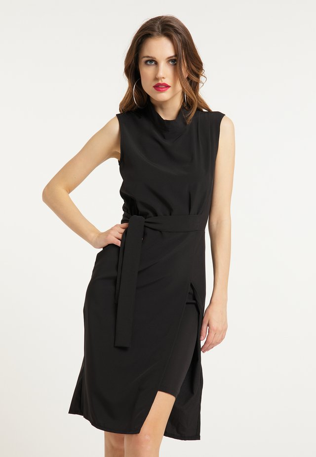 KLEID - Day dress - black
