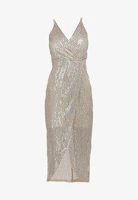 faina - Vestito elegante - champagner - 4