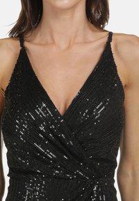 faina - Vestito elegante - schwarz - 3