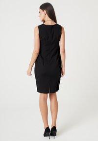 faina - Vestito elegante - schwarz - 2