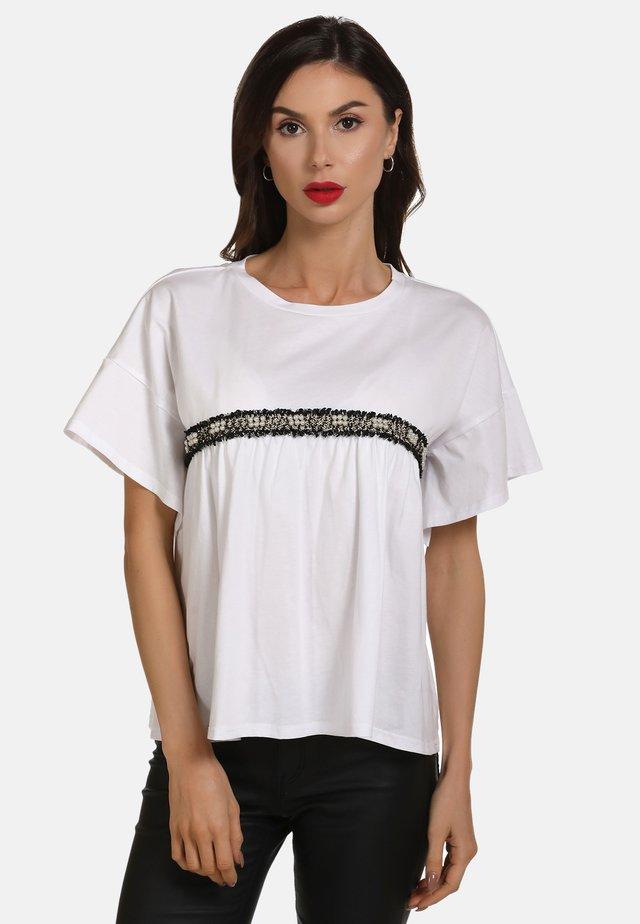 SHIRT - Blouse - white