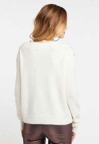 Faina - Pullover - wool white - 2