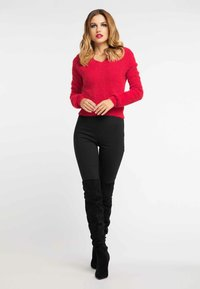 Faina - Pullover - red - 1