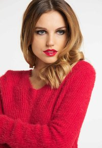 Faina - Pullover - red - 3