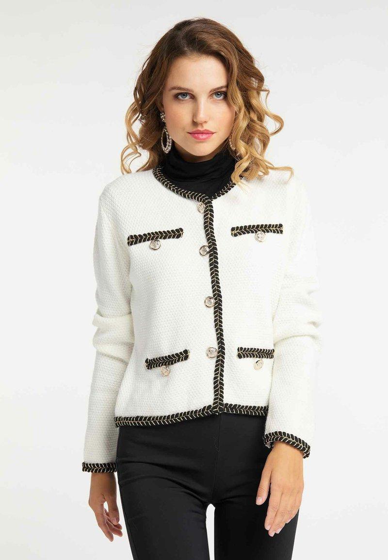 faina - Vest - white