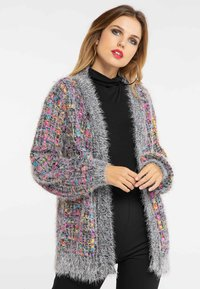 faina - Cardigan - black - 0