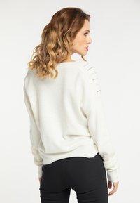 faina - Pullover - white - 2