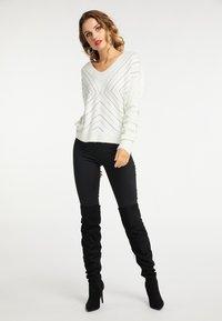 faina - Pullover - white - 1