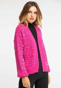 faina - Cardigan - pink - 0