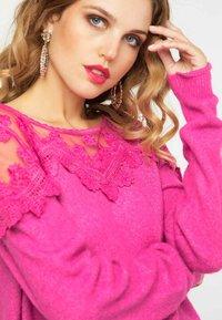 Faina - Pullover - pink - 3