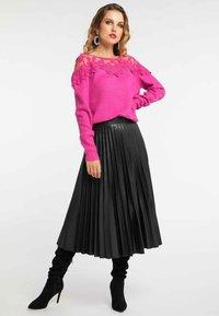 Faina - Pullover - pink - 1