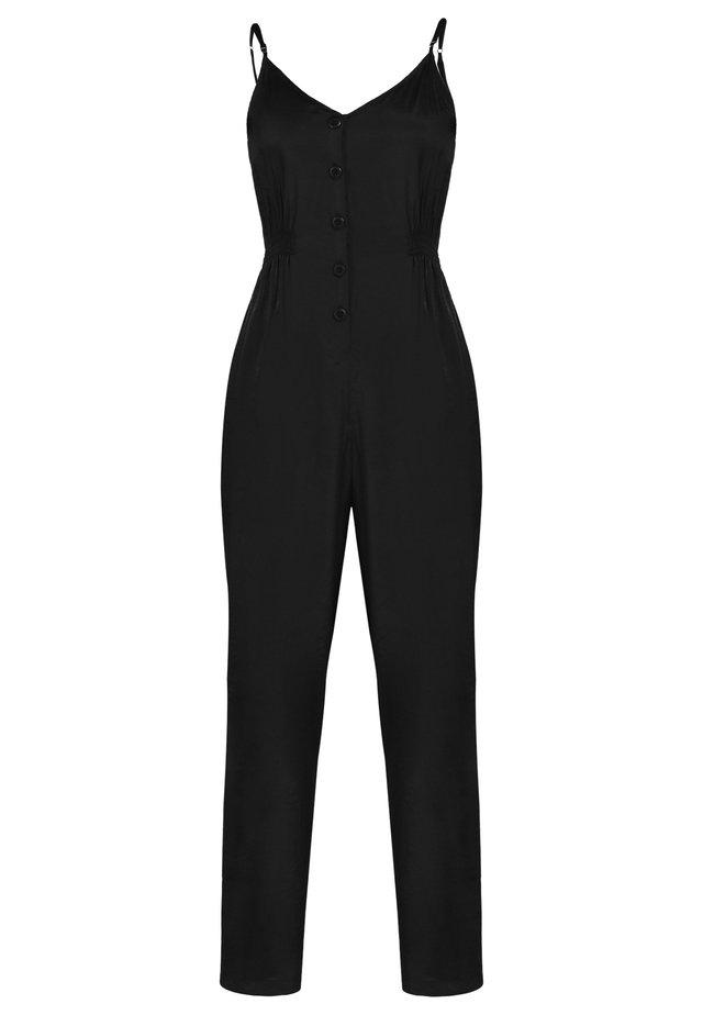 Overall / Jumpsuit - schwarz