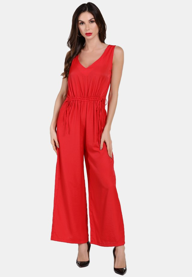 Overall / Jumpsuit - red