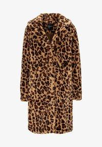 faina - MANTEL - Veste d'hiver - leopard - 4