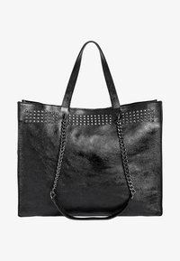 faina - Shopping bag - black - 0