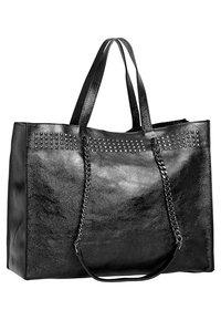faina - Shopping bag - black - 2