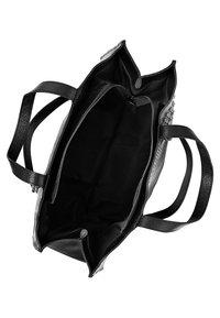 faina - Shopping bag - black - 4