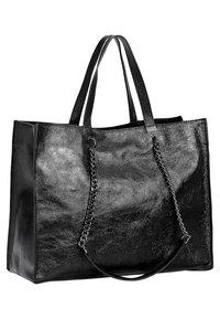 faina - Shopping bag - black - 1