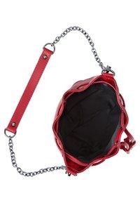 faina - Across body bag - red - 4