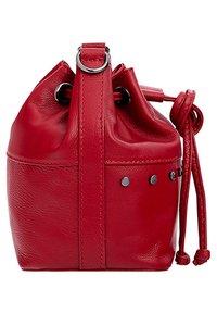 faina - Across body bag - red - 3