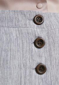 Fashion Union Tall - NERDY TROUSERS - Pantalones - grey - 6
