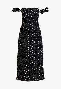 Fashion Union Tall - BRIDGET - Robe longue - black - 5