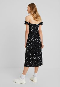 Fashion Union Tall - BRIDGET - Robe longue - black - 3