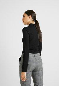 Fashion Union Tall - BODYSUIT - Longsleeve - black - 2