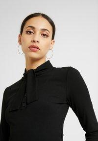 Fashion Union Tall - BODYSUIT - Longsleeve - black - 4