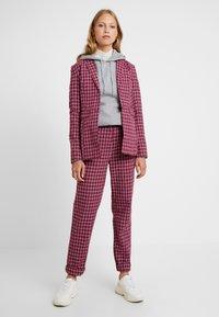 Fashion Union Tall - BRICK - Blazer - red - 1