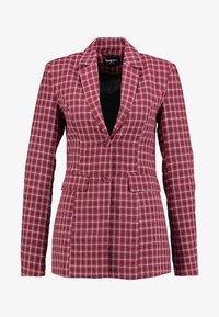 Fashion Union Tall - BRICK - Blazer - red - 4