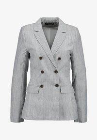 Fashion Union Tall - NERDY - Blazer - grey - 5