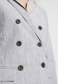 Fashion Union Tall - NERDY - Blazer - grey - 4