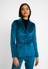 Fashion Union Tall - ELVIS FASHION UNION - Blazer - blue - 0