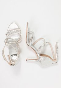 Faith - LINEA - High Heel Sandalette - silver - 3