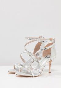 Faith - LINEA - High Heel Sandalette - silver - 4