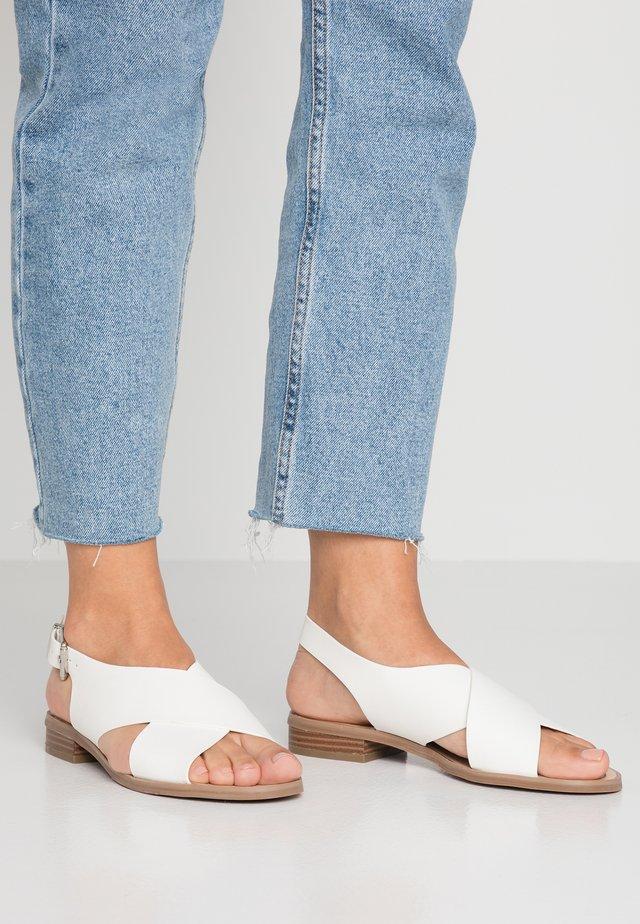 JOSH - Sandals - white