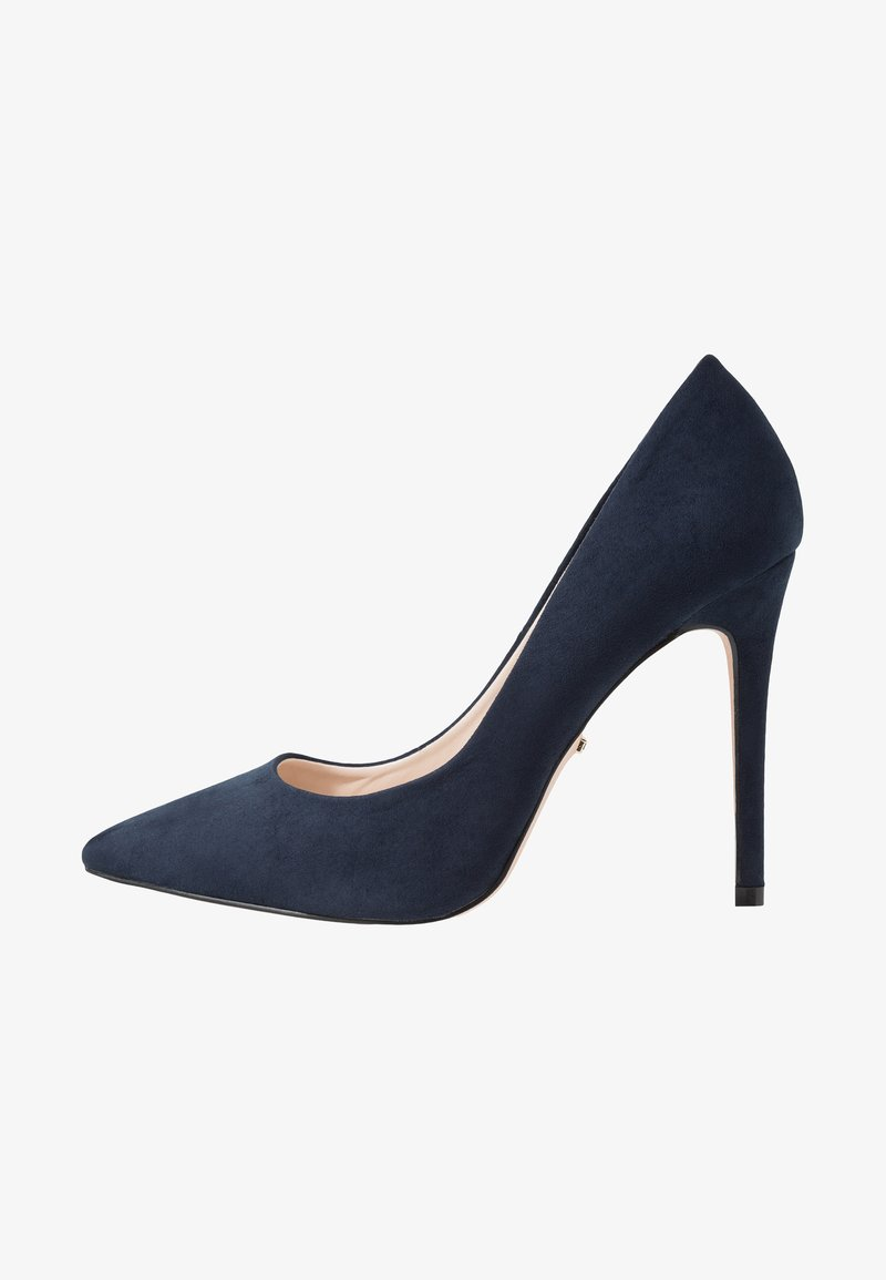 Faith Wide Fit  - WIDE FIT - High Heel Pumps - navy