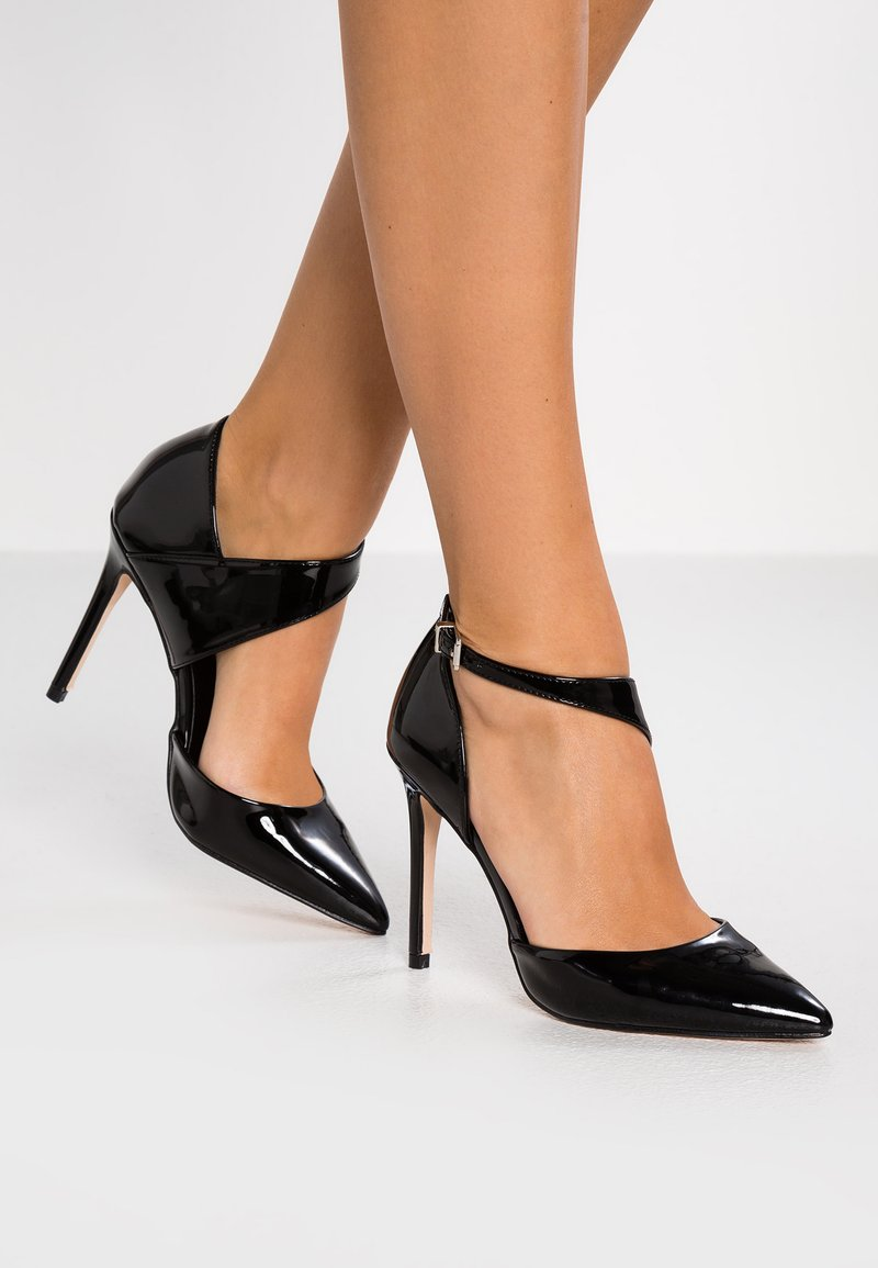 Chyna   High Heels   Black by Faith