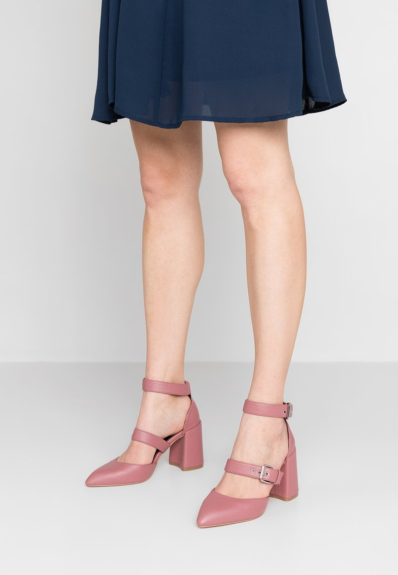 Faith - CHELLIE - High heels - dark pink