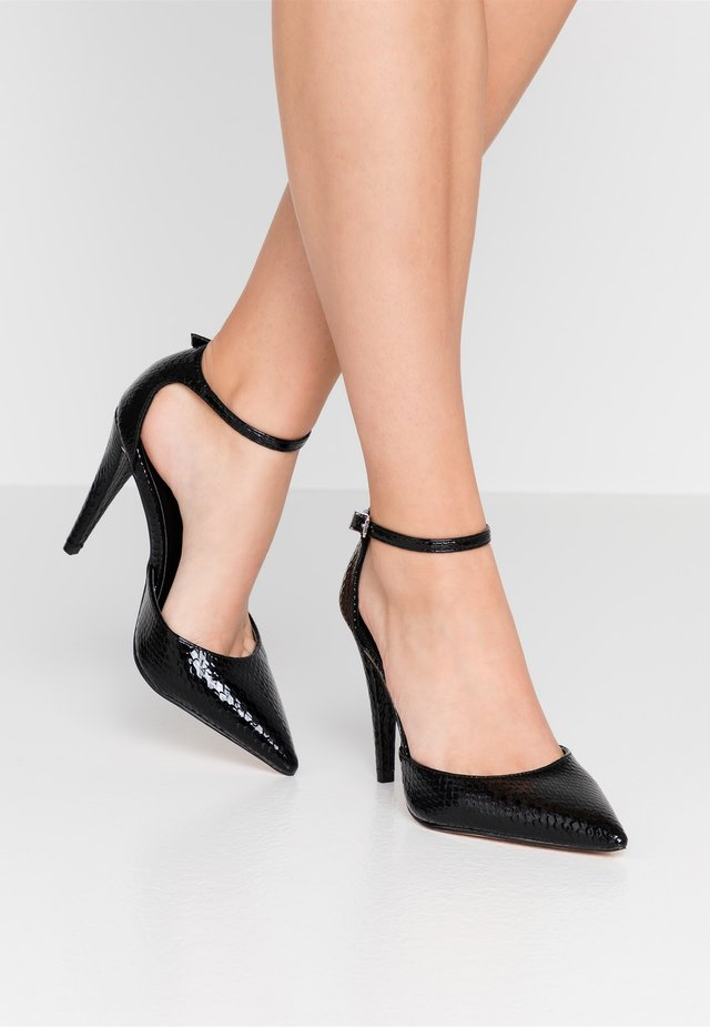 COLLINS - High heels - black
